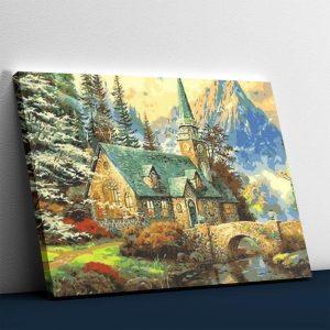 Amazing House near the Mountain