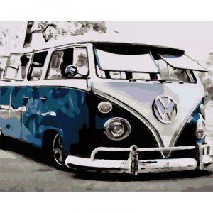 The Vintage Bus