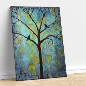 Twilight Tree Art