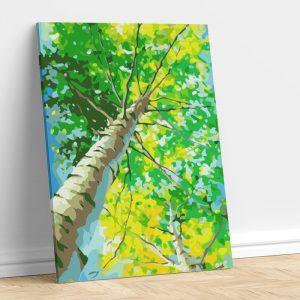 Long Green Tree