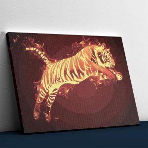 The Burning Tiger