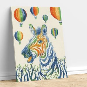 Zebra And Parashot