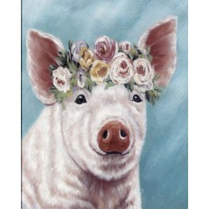 Pig and Rose