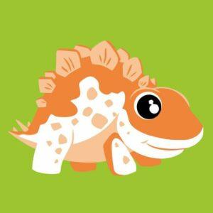 Little Stegosaurus