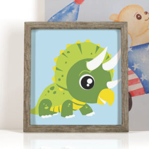 Little Triceratops