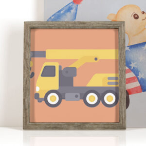 Car with Crane