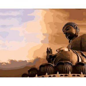 Amazing Buddha Painting