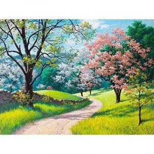 Way to the Heaven - Grassland