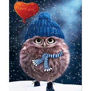 I Love You - Owl