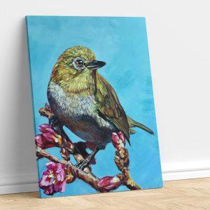 Green Sparrow