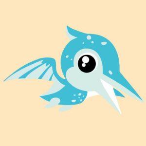 Baby Pteranodon