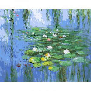 Amazing Flowers in the Water