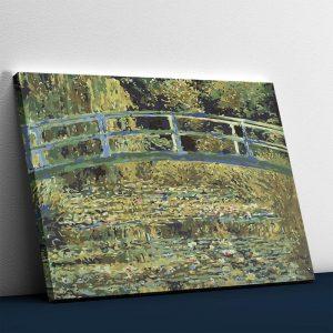 Amazing Bridge on the River