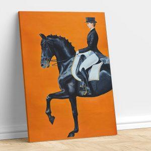 Hermes Horse Wall Art