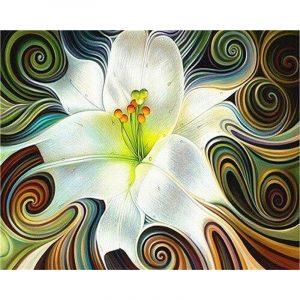 The Abstract Flower