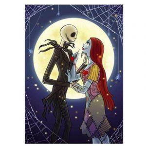 Jack Y Sally Dibujo