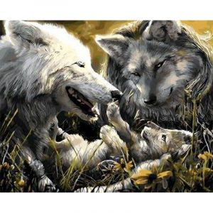 Wolf's Family