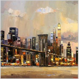 Tall Buildings in the City