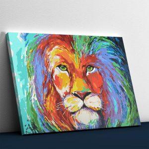 Don't make me angry - Lion