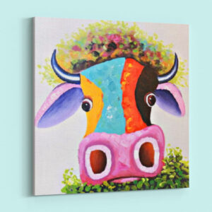 The Big Nose Cow