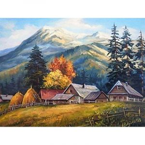 Small Houses in the Mountains