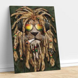 Lion Thug Life