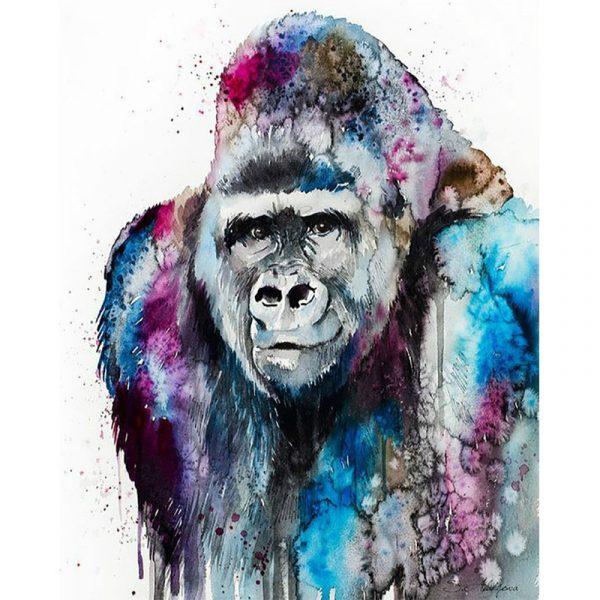 Abstract Gorilla