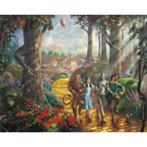 Wizard of Oz -Paint By Number