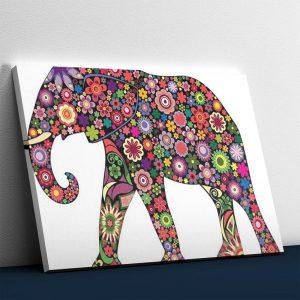 The Elephant Mosaic
