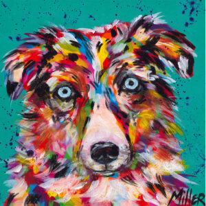 Fill The Colors - Dog